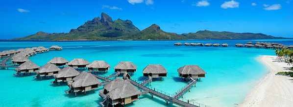 50th Anniversary Of The Overwater Bungalow