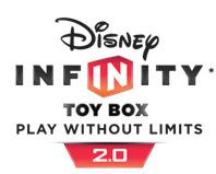 Disney Infinity 2.0 Toy Box : Play Without Limits sur iPhone, iPodT, iPad