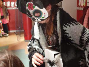 ME Crins : Kermesse d'halloween