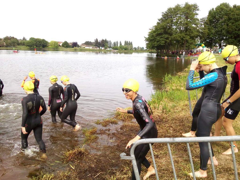 1/2 Finales Grand Est Triathlon