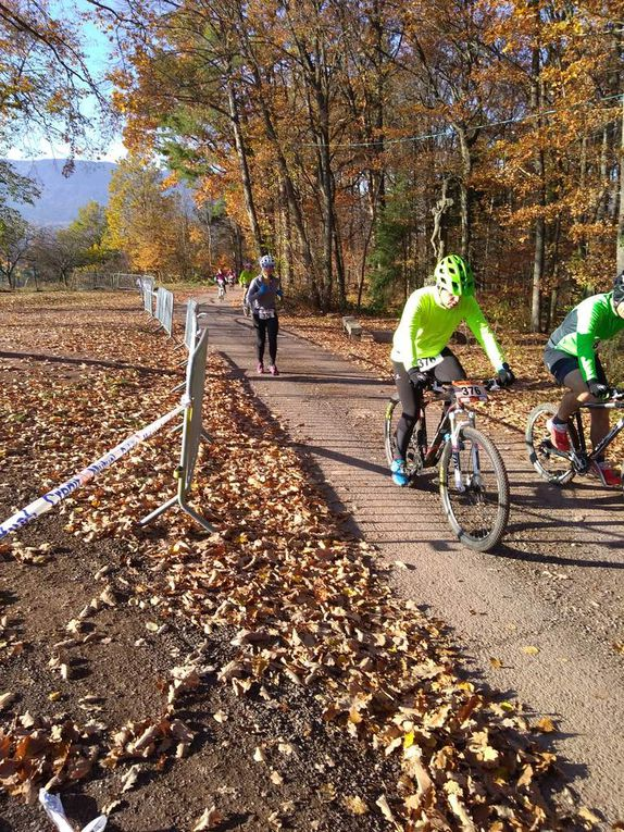 Bike and Run Steige 2018 : Championnat Grand Est