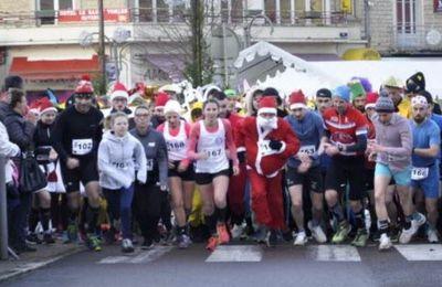 Dimanche 20 décembre 2020 - La folle corrida de Noël - Chatillon-s/-Seine - ANNULE