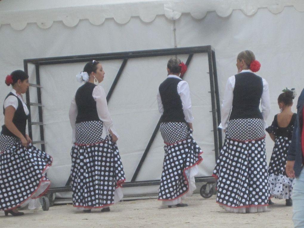 ce week-end, Festival de tango