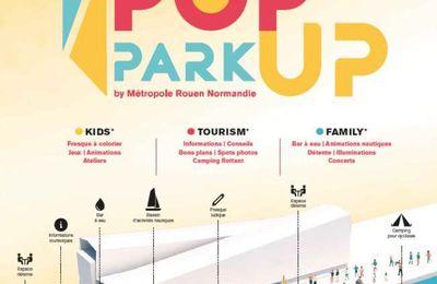 Programmation delascène musicale  ARMADA 2019 Les Petites Formes du Pop-Up Park