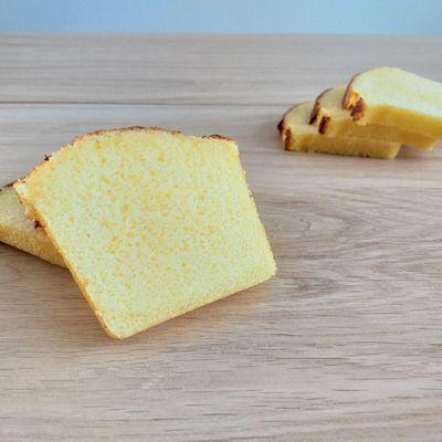 Cake au lait concentré au citron