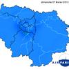 « Prévision » de la qualité de l'air pour le : 7 Février 2010