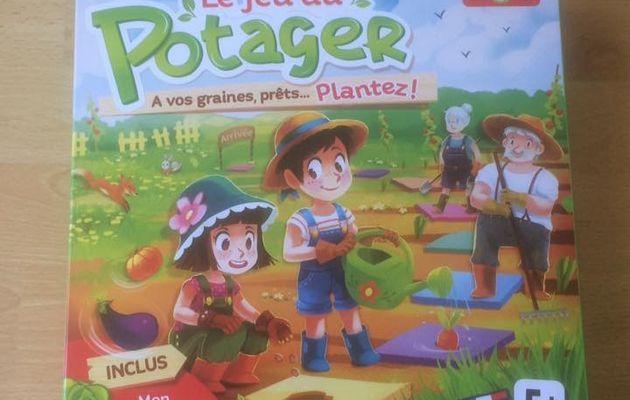 Le jeu du potager Bioviva