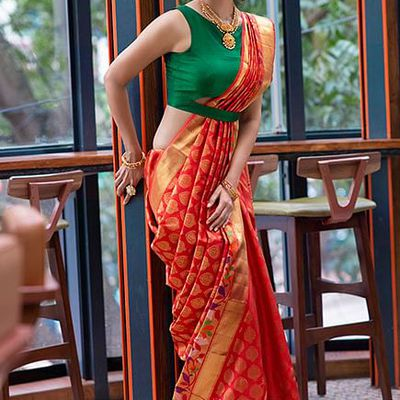 Women in Saree Exude Grace, Elegance and Allure