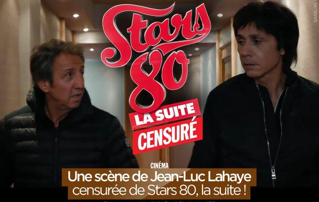 Une scène de Jean-Luc Lahaye censurée de Stars 80, la suite ! #Stars80