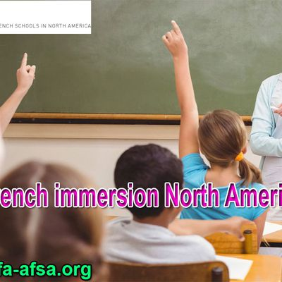 Learn French as a Bilingual language in North America