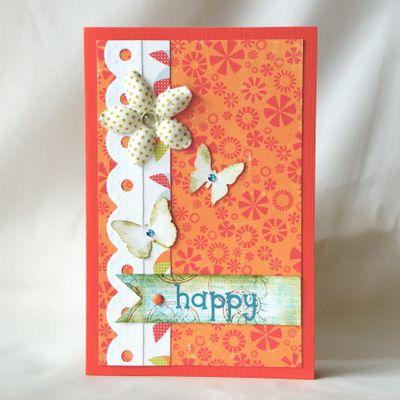 Carte Happy