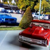 67 CHEVY C10 - CHEVROLET C10 PICK-UP 1967 HOT WHEELS 1/64. - car-collector.net