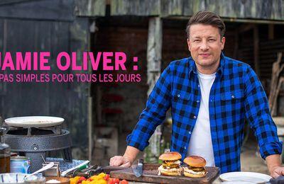 Des repas simples avec Jamie Olivier à découvrir dès dimanche sur Paris Première