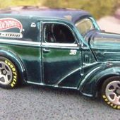 FORD ANGLIA PANEL HOT WHEELS 1/64 - car-collector.net