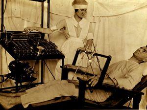 Jean-Yves Le Naour : blessés psychiques de la Grande Guerre et soldats fusillés