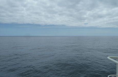 Voyage en cargo du Havre au Brésil, Belem, J2 - J3