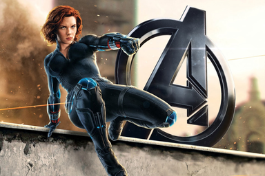 MCU - Black Widow