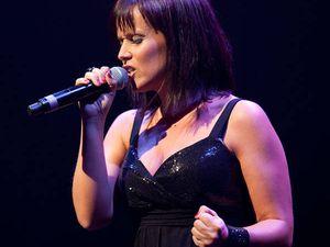 """morgane, une chanteuse belge connue pour avoir représenté son pays à l'eurovision en 1992 avec la chanson """"nous on veut des violons"""""""