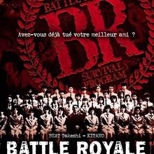 Battle royale [Film Japon]