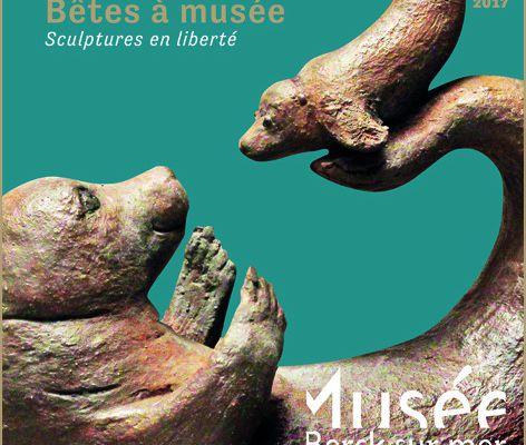 """DECOUVREZ...""""LES BÊTES A MUSEE""""...DE SOPHIE VERGER...au MUSEE DE BERCK..."""