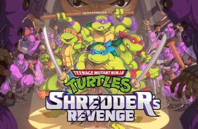 Teenage Mutant Ninja Turtles: Shredder's Revenge annoncé sur Nintendo Switch