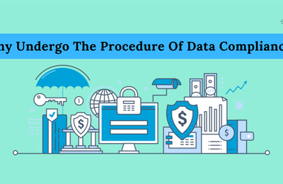 Why Undergo The Procedure Of Data Compliance?