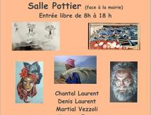 Exposition le 15 mars à Marboué