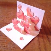 Easy and Simple Pop up Card Tutorial for beginners #2