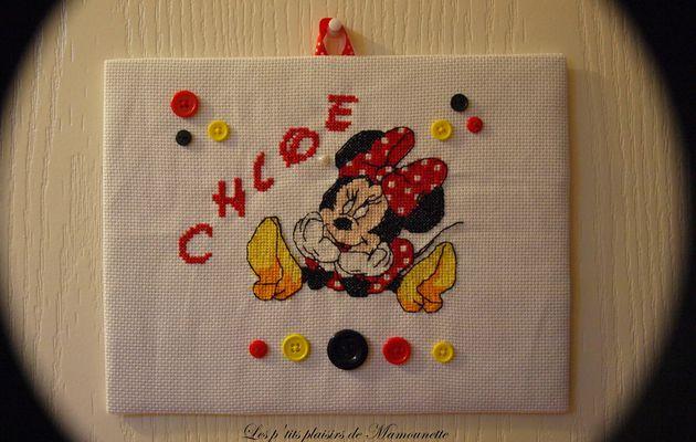 """C'est tout """" Minnie """""""