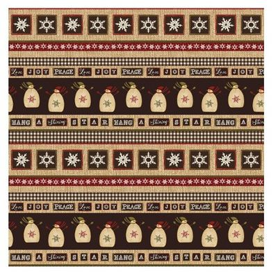 Collection de tissu patchwork Jingle Bell Time