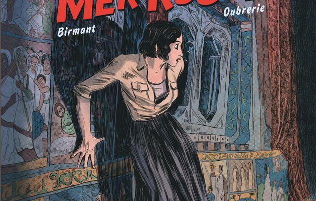 Renée Stone, tome 2 : Le piège de la Mer Rouge - Julie Birmant & Clément Oubrerie