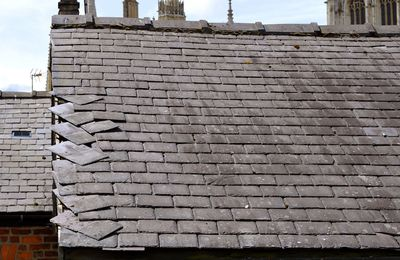 Age of Roof Replacement