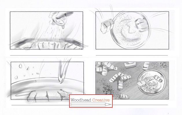 Freelance storyboard Artist with experience of working on film, animation, commercials & television.