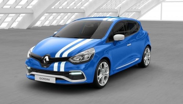 GORDINI IS BACK WITH THE CLIO IV R.S.
