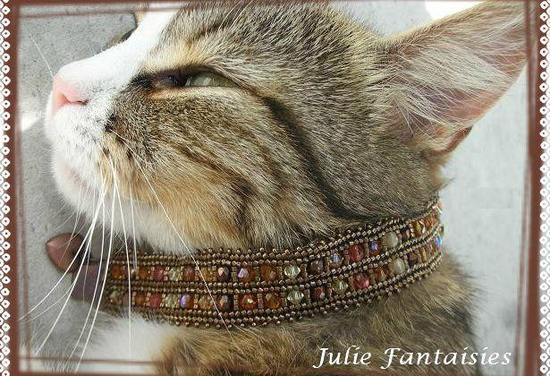 Bracelet Ande Bronze & couleurs d'automne