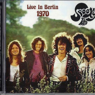 spooky tooth, un groupe de rock progressif britannique qui fut principalement actif entre 1967 et 1974