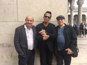 Alain Goldstein, un auteur-compositeur talentueux qui est aussi un ami d'enfance de Michel jonasz, il a croisé la route de grands noms de la chanson française