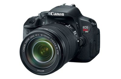 Top product: Canon Rebel T4i
