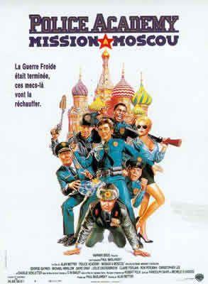 Police Academy : Mission à Moscou de Alan Metter