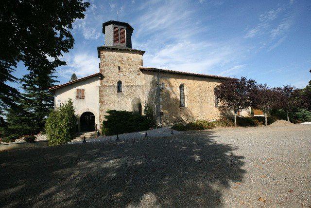 Diaporama église fortifiée de Baigts en Chalosse