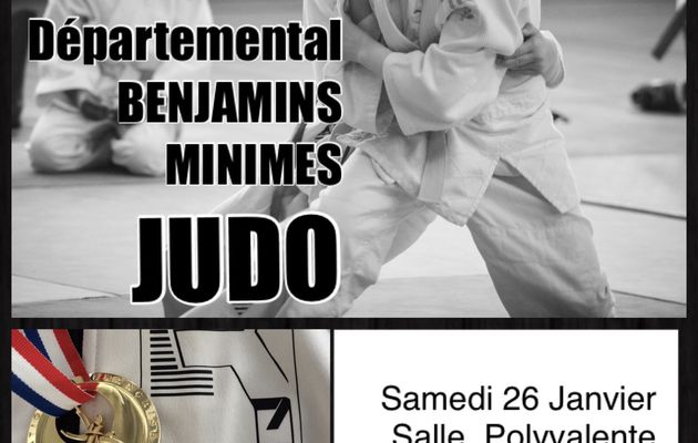 Tournoi départemental Benjamins Minimes