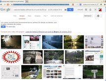 Canal de Nantes à Brest et son pont du Brouz, une adresse Google !