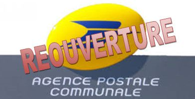 Saulcy-sur-Meurthe : l'agence postale communale rouvre