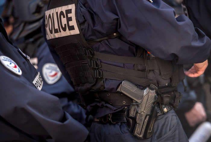 Trafic d'armes: dix personnes, dont deux militaires, interpellées en France © PHILIPPE HUGUEN / AFP