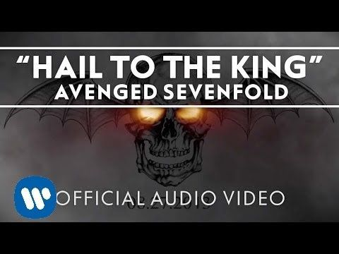 Zik : Avenged Sevenfold - Hail to the King, sortie le 27/08