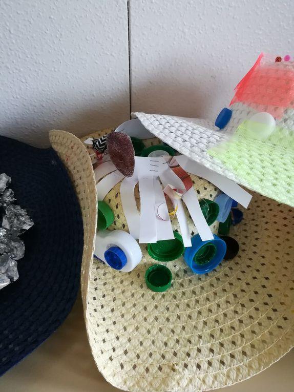 SEC Création d'objets à partir de déchets