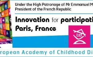 EACD 2019 Paris -  European Academy of Childhood Disability - 23-25 mai 2019