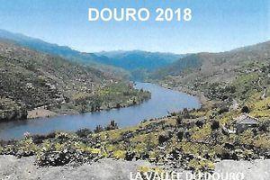 Croisiere sur le Douro en avril 2018 : inscription et acompte avant le 31 octobre 2017