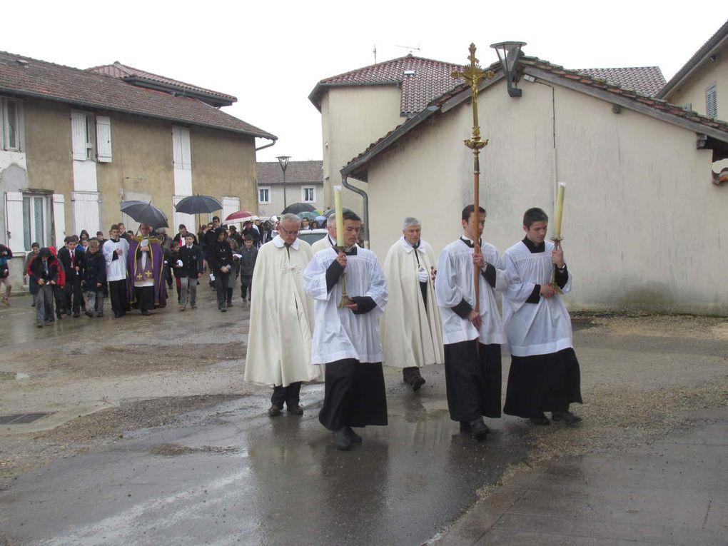 Jeudi saint à Villars