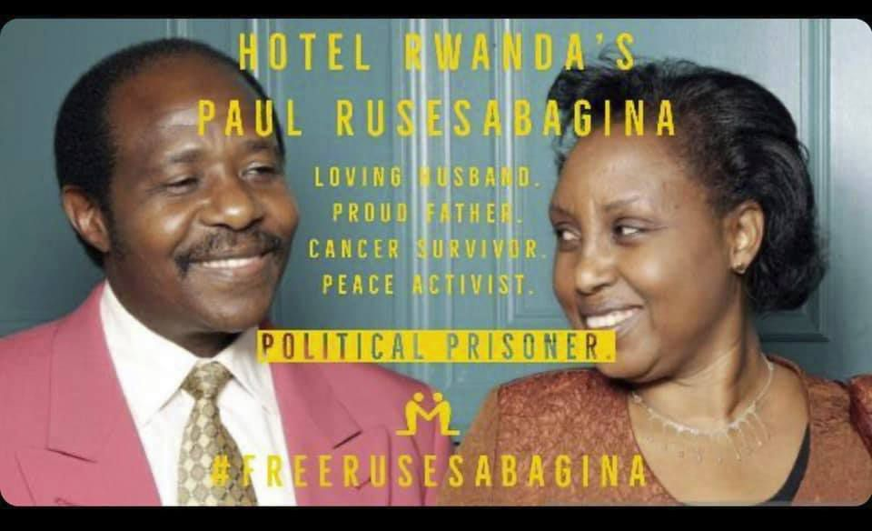 Rusesabagina Family to Hold Press Conference, Thursday, October 1